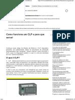 CLP - Mundo da Elétrica
