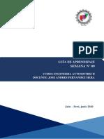 Guía_Aprendizaje_SEMANA 9 - 2020-I JAFME -ING AUTMOTRIZ -II