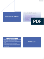 07 Project Finance And PPP Markets