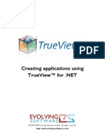 TrueView Application Developers Guide