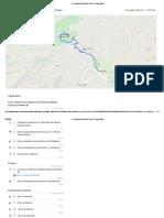 de Cajamarca a Granja Porcon - Google Maps