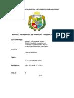 ELECTROMAGNETISMO_ 56ING. FORESTAL Y AMBIENTAL56