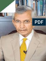 Prof. Prajapati Trivedi