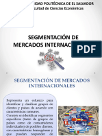 Clase 9 - Segmentación de Mercados Internacionales.pptx