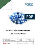 REUSE KS PG Design Description