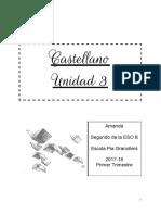 Resumen tema 3 - castellano