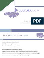 Plan de Empresa Salondecultura