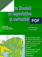 Delta Dunarii, superlative si curiozitati_