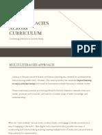 New Literacies AcrossCurriculum