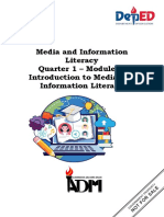 MIL_Q1_M2_Introduction to Media and Information Literacy