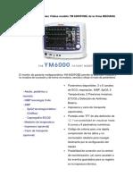 monitor-multiparametrico ym600 viejo