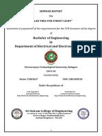 Seminar Report Format2019-20