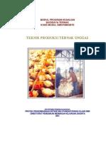 Tehnik Produksi Ternak Unggas