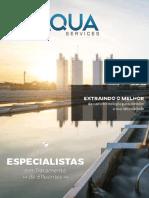 Apresentação Aqua Services