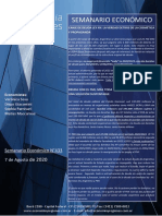 Deuda Externa - Semanario Económico Nº433
