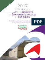 prix_batiments_equipements_avicoles_cunicoles_referentiel