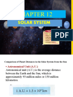 FORM 2 CHAPTER 12 SOLAR SYSTEM