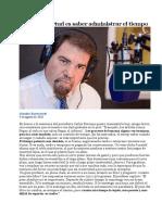 Claudio Zuchovicki propuesta sobre remuneración a funcionarios públicos
