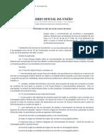 PORTARIA Nº 282, DE 24 DE JULHO DE 2020 - PORTARIA Nº 282, DE 24 DE JULHO DE 2020 - DOU - Imprensa Nacional