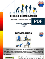 RIESGO BIOMECANICO-ELSP