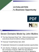 Business Idea Evaluation