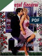 Dona Vaughn - Pretul Fiecarui Lucru