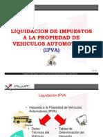 Liquidación IPVA