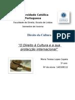 Direito da Cultura 2011