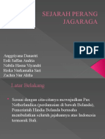 SEJARAH PERANG JAGARAGA