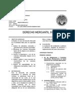 DERECHO MERCANTIL III GUIA PROGRAMATICA
