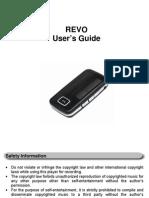 REVO User Manual V1.5-EN