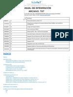 NUBEFACT DOC API TXT V1