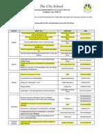 O Level Booklist 2020-21 (1)