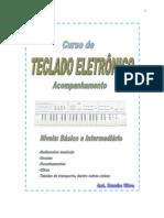 CURSO DE TECLADO III
