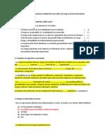 Prueba escrita de la primera unidad del curso taller de riesgo y toma de decisiones morelia.docx