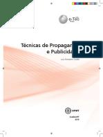 Tecnicas_Propaganda_Publicidade - MARKETING - IFTO