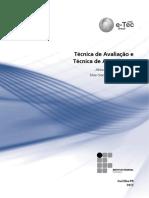 Tecnica de Avaliacao e Tecnica de Abordagem.pdf