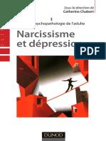 Traité de psychopathologie de l'adulte - Narcissisme et dépression by Catherine Chabert