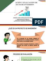 Proyecto de Inversión - Diapositivas