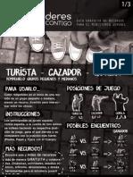 ParalideresContigo - Turista Cazador Gorila - 1 de 3