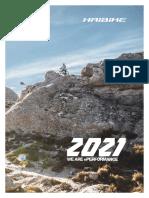Haibike 2021catalogo