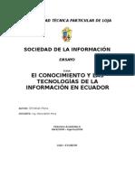 SIC en Ecuador