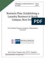Capstone Project - Laundry Business.docx