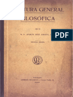 Cultura General Filosófica de Ramón Ruíz Amado