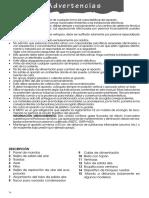 Manual Aire portatil Delonghi PAC-C120 Pinguino