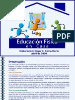 EducacionFisicaEnCasa