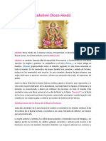 DIOSA  Nagamari Lakshmi (Lectura)