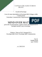 Matilde Monti - Mind over Matter