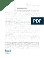 7. Majorel RRHH Anexo proteccion datos personales General V02 11112018-convertido