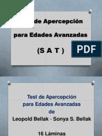 SAT TEST Laminas